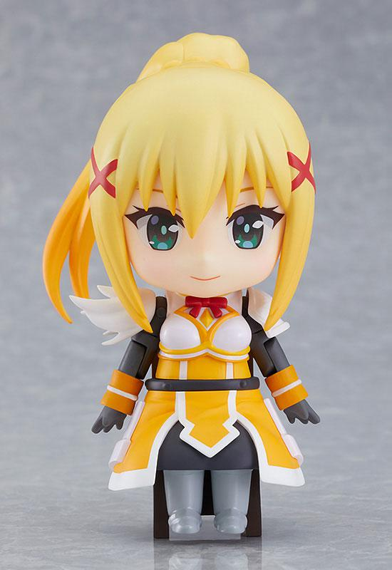Nendoroid Movie KonoSuba: God's Blessing on this Wonderful World! Kurenai Densetsu Swacchao! Darkness product