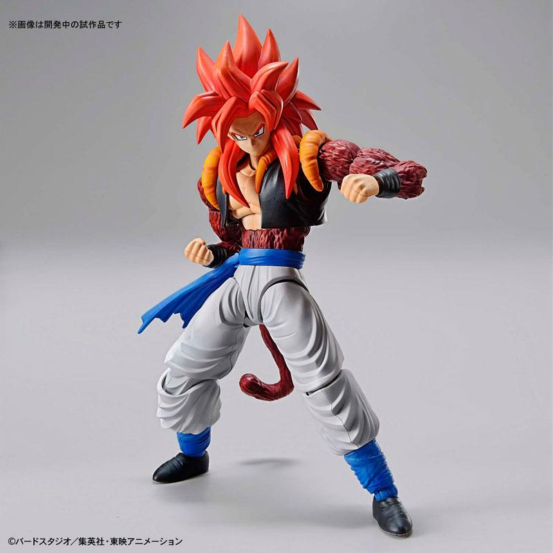 "Figure-rise Standard Super Saiyan 4 Gogeta Plastic Model ""Dragon Ball GT"" product"