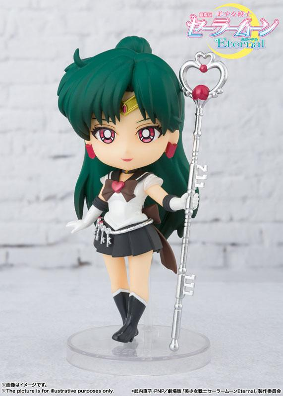 "Figuarts mini Super Sailor Pluto -Eternal edition- ""Movie ""Sailor Moon Eternal"" """