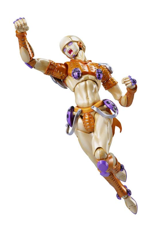 Super Action Statue JoJo's Bizarre Adventure Part.V G,E