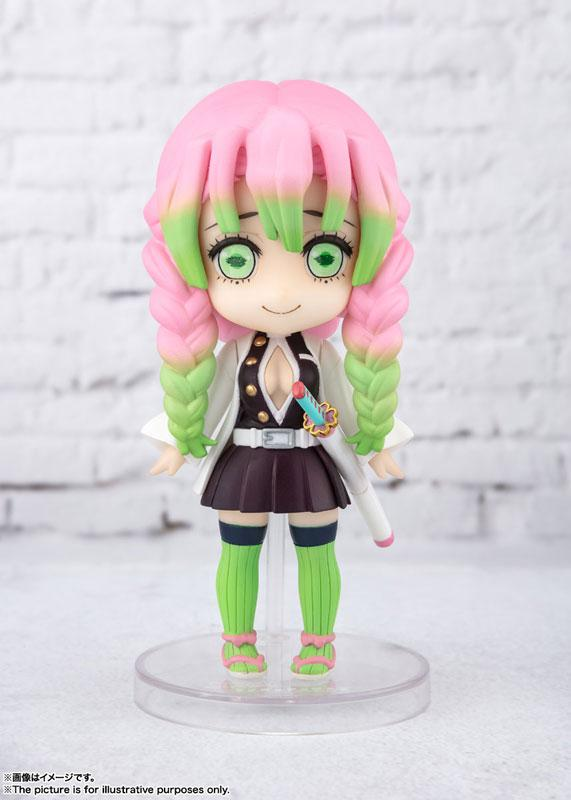 """Figuarts mini Mitsuri Kanroji """"Demon Slayer: Kimetsu no Yaiba"""" product"""