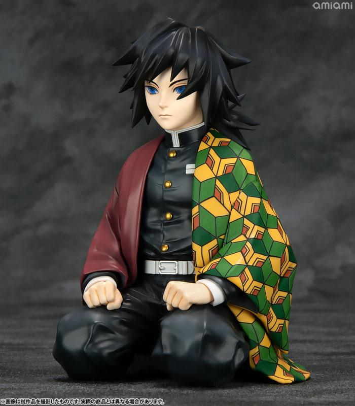 G.E.M. Series Demon Slayer: Kimetsu no Yaiba Palm Size Giyu Complete Figure product