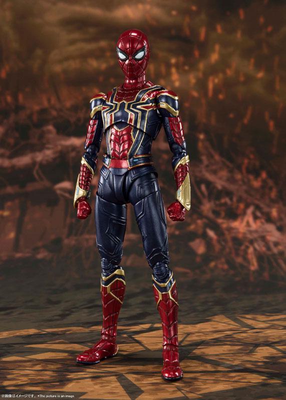 S.H.Figuarts Iron Spider -[FINAL BATTLE] EDITION- (Avengers: Endgame) main