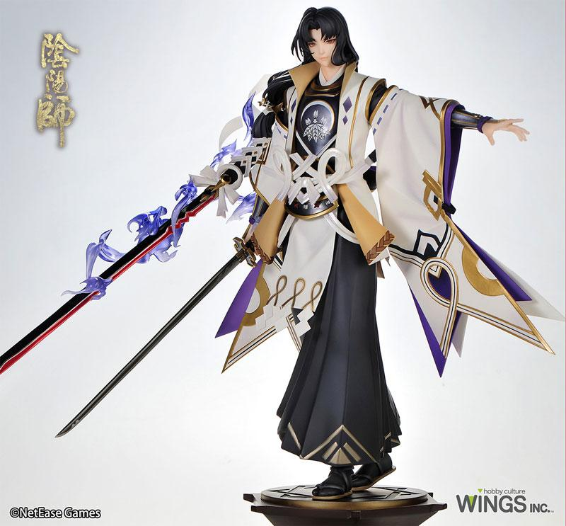 Onmyoji Onikiri White Hibiscus ver. 1/7 Complete Figure