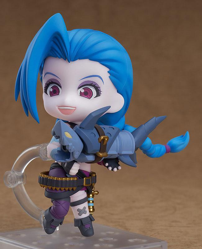 Nendoroid League of Legends Jinx product