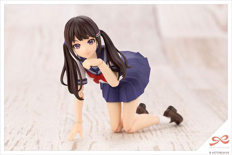 Sousai Shoujou Teien Yuuki Madoka [Touou High School, Summer Uniform] Plastic Model