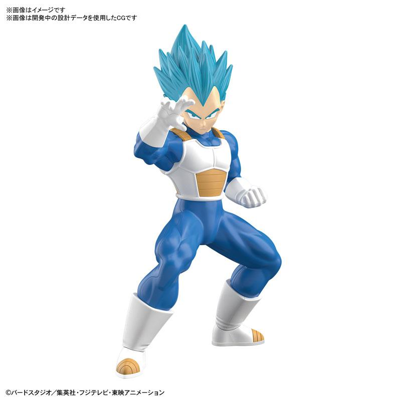 "ENTRY GRADE Super Saiyan God Super Saiyan Vegeta Plastic Model ""Dragon Ball Super"" product"