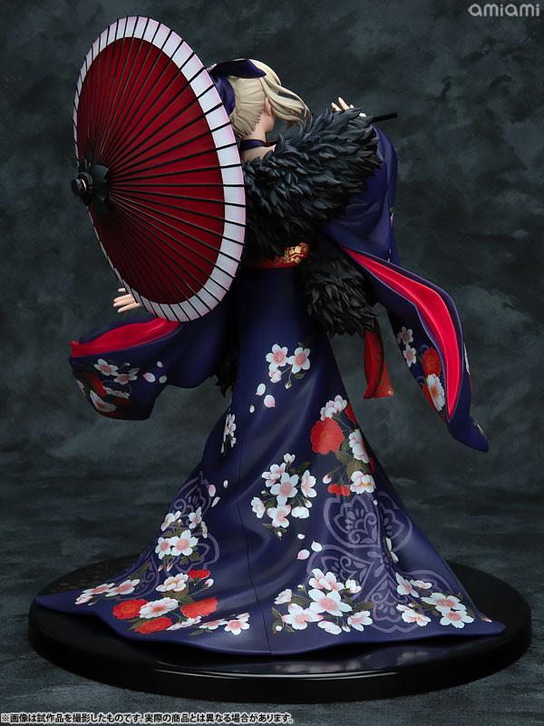 KDcolle Movie Fate/stay night [Heaven's Feel] Saber Alter Kimono Ver. 1/7 Complete Figure 4