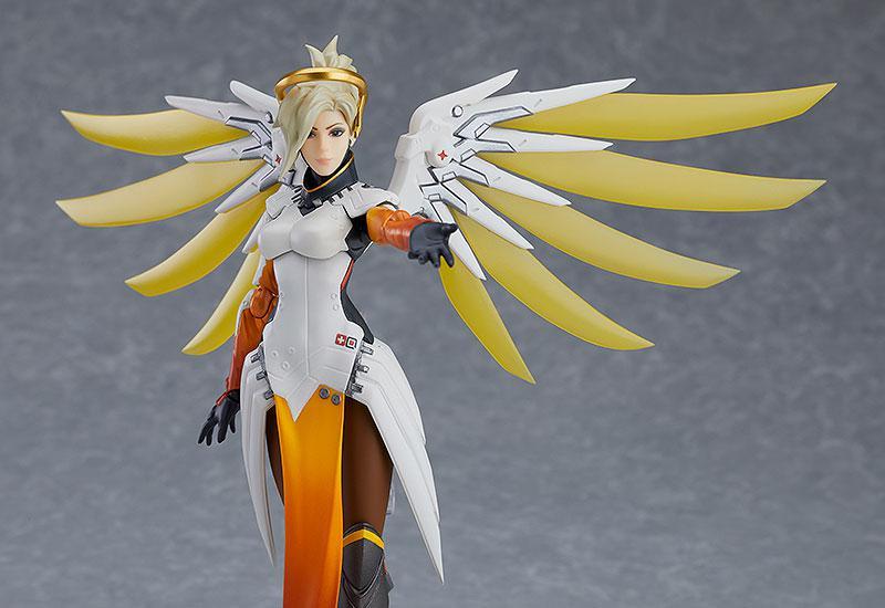 figma Overwatch Mercy