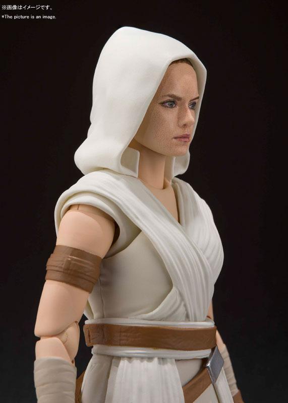 S.H.Figuarts Rey & D-O (STAR WARS: The Rise of Skywalker) 3