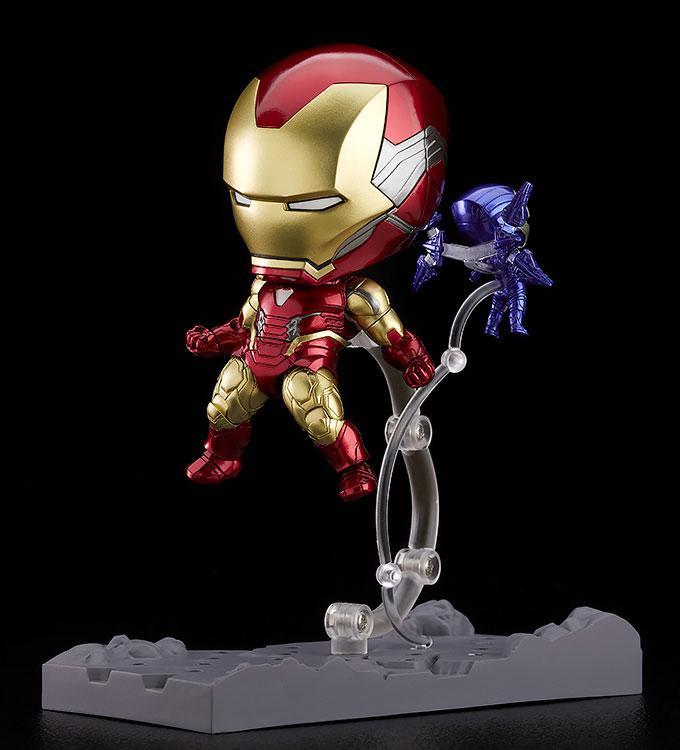 Nendoroid Avengers: Endgame Iron Man Mark 85 Endgame Ver. DX 4