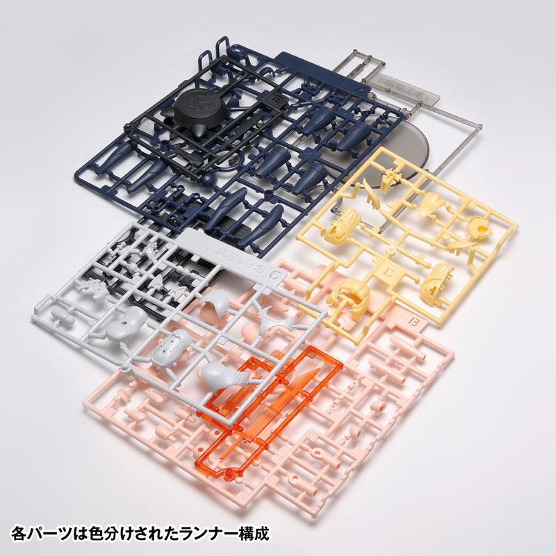 [Bonus] MULTI PURPOSE HUMANOID ROBOT Felis Plastic Model 6