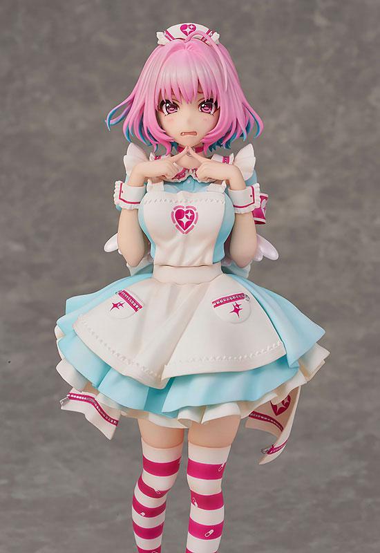 THE IDOLM@STER Cinderella Girls Riamu Yumemi 1/7 Complete Figure
