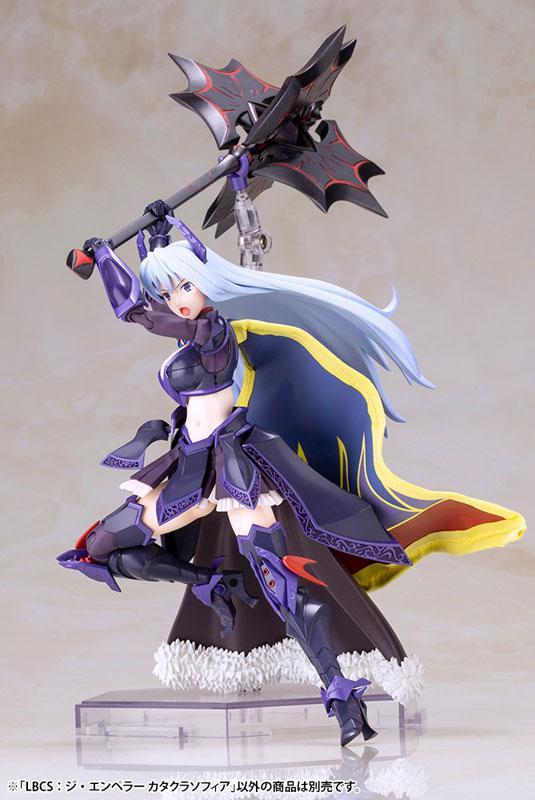 Yoroimusume LBCS: The Emperor Sophia Katakura Plastic Model 3
