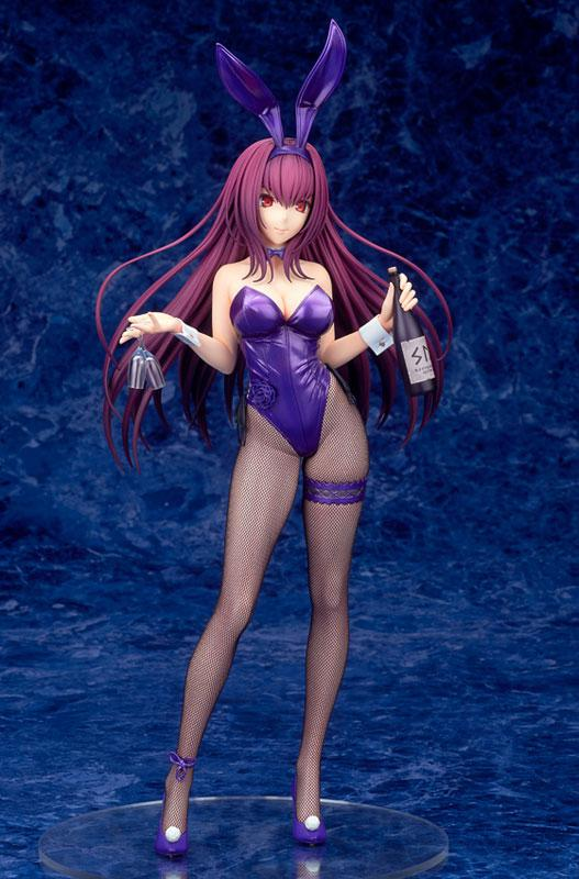 Fate/Grand Order Scathach Bunny that Pierces with Death Ver. 1/7 Complete Figure