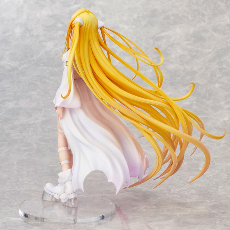 To Love-Ru Darkness Golden Darkness White Trans ver. Complete Figure 2