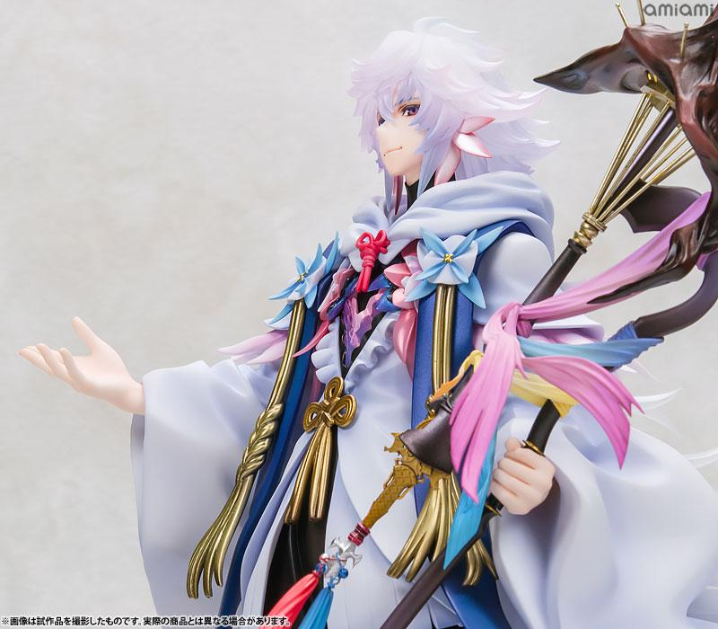 Fate/Grand Order Caster/Merlin 1/8 Complete Figure 16