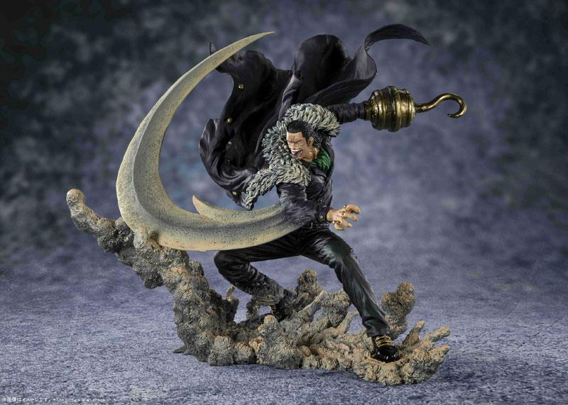 "Figuarts ZERO [EXTRA BATTLE] Sir Crocodile -Choujou Kessen- ""ONE PIECE"" main"