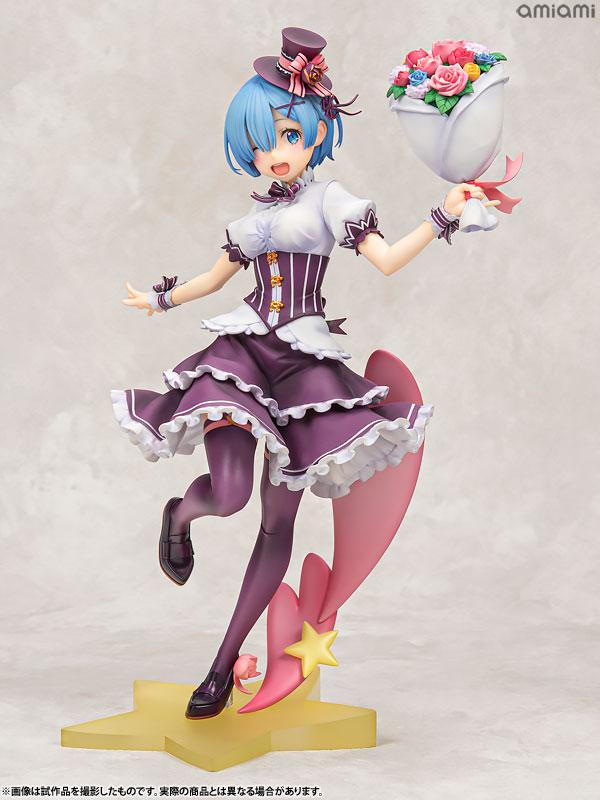 KDcolle Re:ZERO -Starting Life in Another World- Rem Birthday Ver. 1/7 Complete Figure main