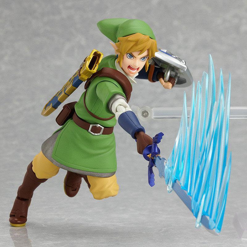 figma The Legend of Zelda Skyward Sword Link