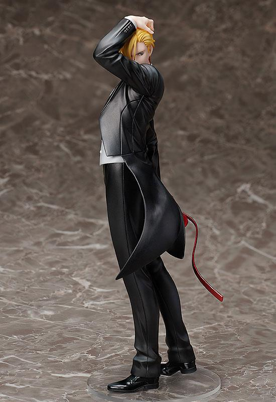 BANANA FISH Statue and ring style Ash Lynx 1/7 Complete Figure