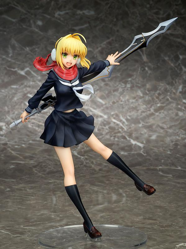 Fate/EXTELLA LINK Nero Claudius Winter Roma Outfit [Another Ver.] 1/7 Complete Figure