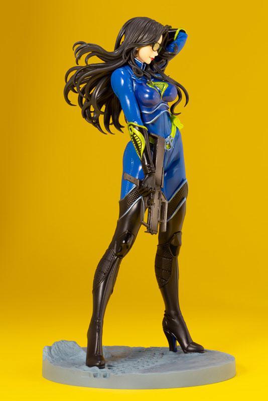 G.I. JOE Bishoujo Baroness 25th Anniversary Blue Limited Edition 1/7 Complete Figure 1