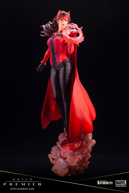 ARTFX PREMIER MARVEL UNIVERSE Scarlet Witch 1/10 Easy Assembly Kit product