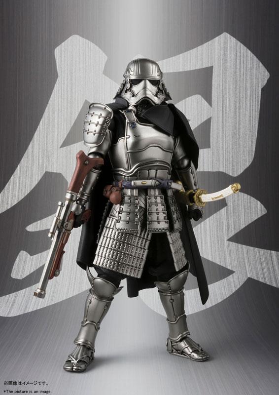 "Meishou MOVIE REALIZATION Common General, Captain Phasma ""Star Wars"""