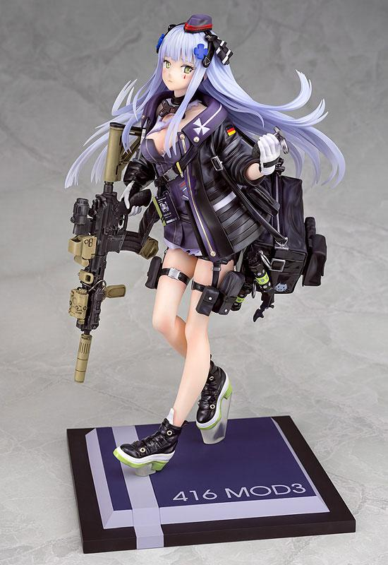 Girls' Frontline 416 MOD3 Heavy Damage Ver. 1/7 Complete Figure product