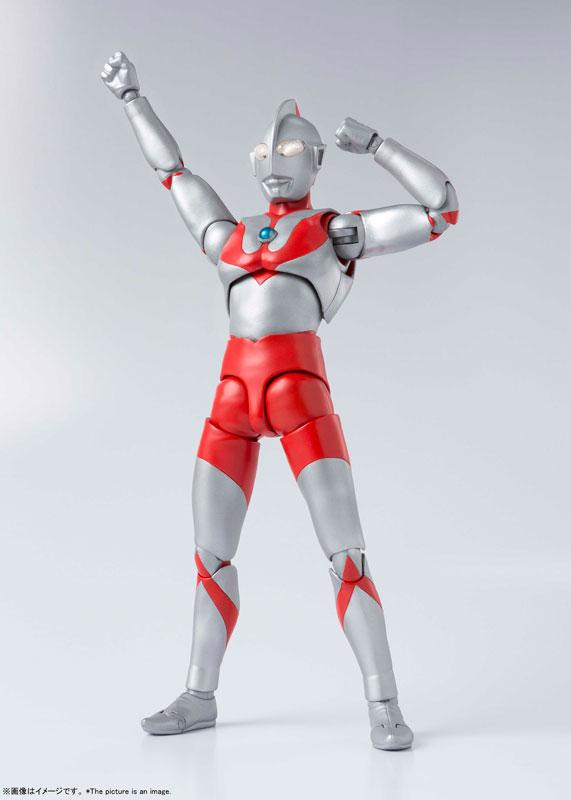 "S.H.Figuarts Ultraman [BEST SELECTION] ""Ultraman"" 3"