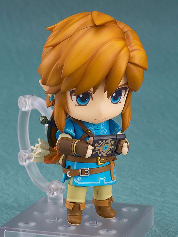 Nendoroid The Legend of Zelda Link Breath of the Wild Ver. Regular Edition 2