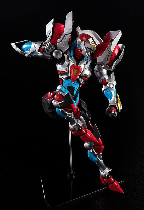 GIGAN-TECHS SSSS.GRIDMAN Gridman Posable Figure 3