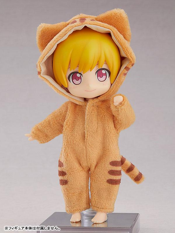 Nendoroid Doll: Kigurumi Pajamas (Tabby Cat) product
