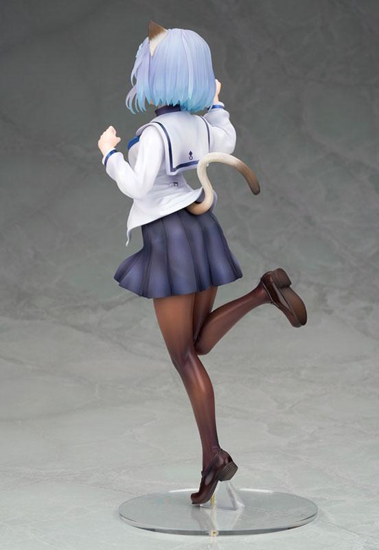 Ryuuou no Oshigoto! Ginko Sora Cat-eared Sister Apprentice Ver. 1/7 Complete Figure