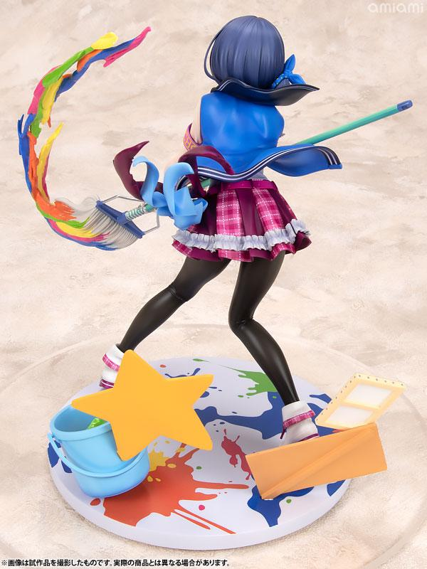 THE IDOLM@STER SHINY COLORS Rinze Morino Brave Hero Jersey ver. 1/8 Complete Figure 2