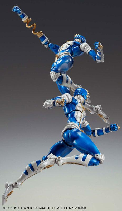 Super Action Statue JoJo's Bizarre Adventure Part. 5 SF