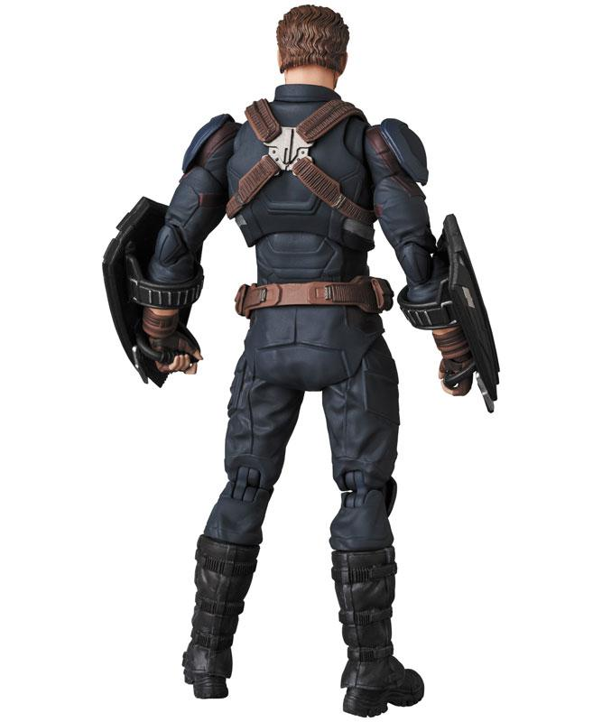 MAFEX No.122 MAFEX CAPTAIN AMERICA (INFINITY WAR Ver.) 3