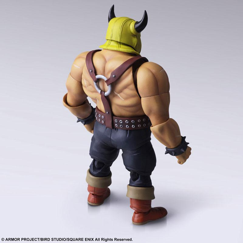 Dragon Quest BRING ARTS Thug (Weapon Store Ver.) Action Figure 3