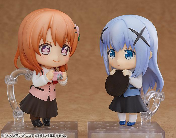 Nendoroid Is the order a rabbit?? Cocoa 3