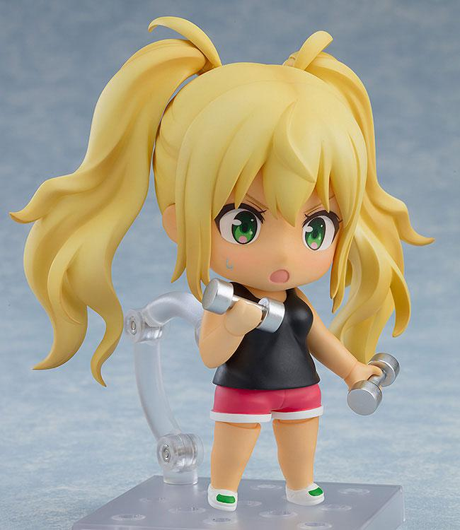 Nendoroid How Heavy Are The Dumbbells You Lift? Hibiki Sakura 1