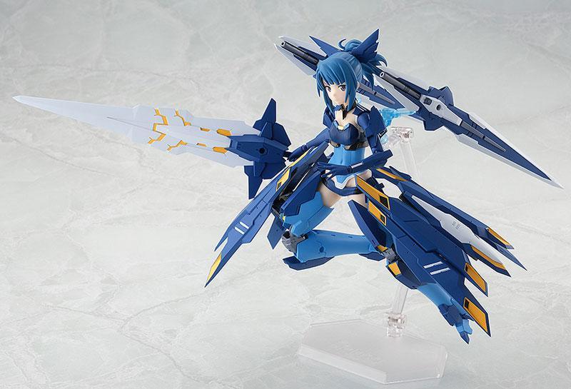 figma Alice Gear Aegis Rei Takanashi 0