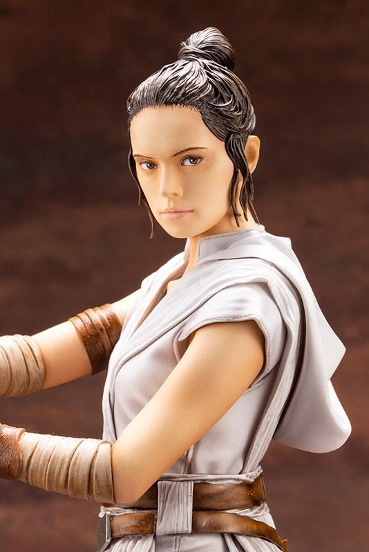ARTFX Star Wars Rey The Rise of Skywalker Ver. 1/7 Easy Assembly Kit 7