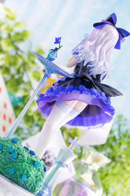 """Fuzichoco Original Illustration """"Ao no Alice"""" Non Scale Complete Figure 9"""