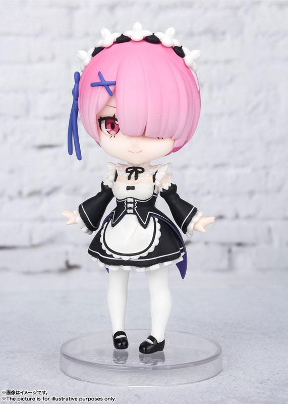 """Figuarts mini Ram """"Re:ZERO -Starting Life in Another World-"""" product"""