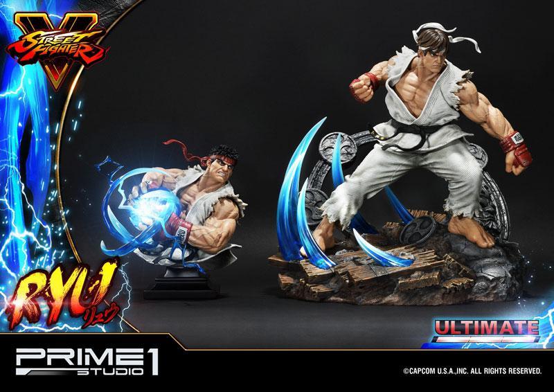 Premium Master Line Street Fighter V Ryu Ultimate 1/4 Statue 11