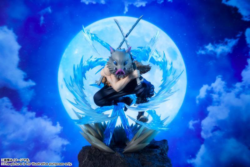"""Figuarts ZERO Inosuke Hashibira Beast Breath """"Demon Slayer: Kimetsu no Yaiba"""""""