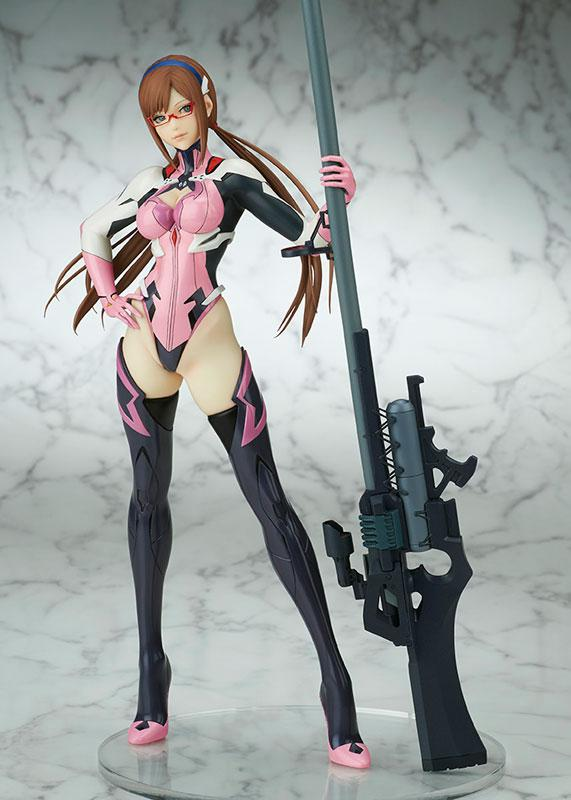 Rebuild of Evangelion Mari Makinami Illustrious Complete Figure 7