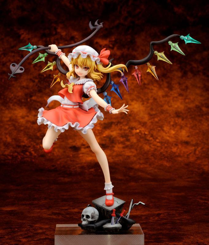 "Touhou Project ""Akuma no Imouto"" Flandre Scarlet 1/8 Complete Figure"
