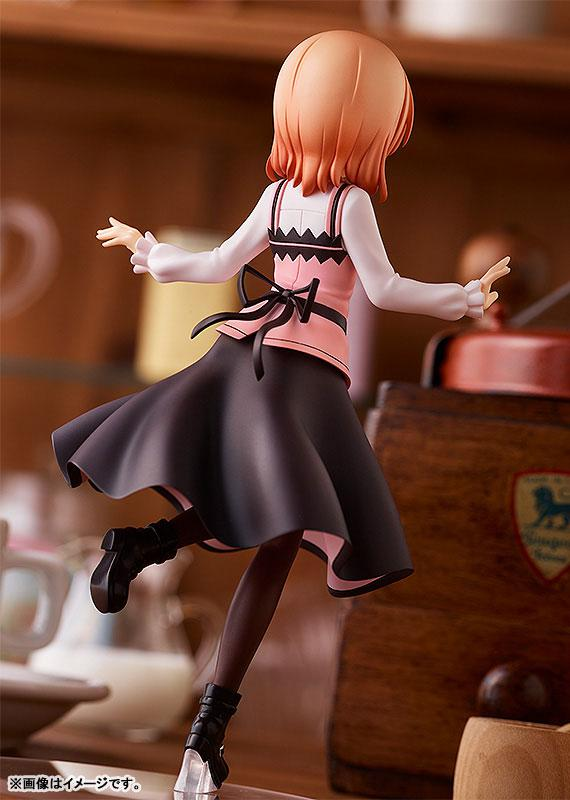 POP UP PARADE Is the order a rabbit? BLOOM Cocoa Complete Figure